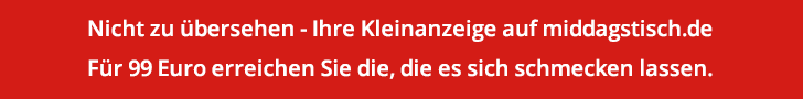 Werben auf middagstisch.de
